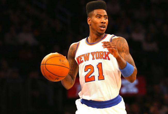 Shumpert and His Jumpshot: That's All the Knicks Need